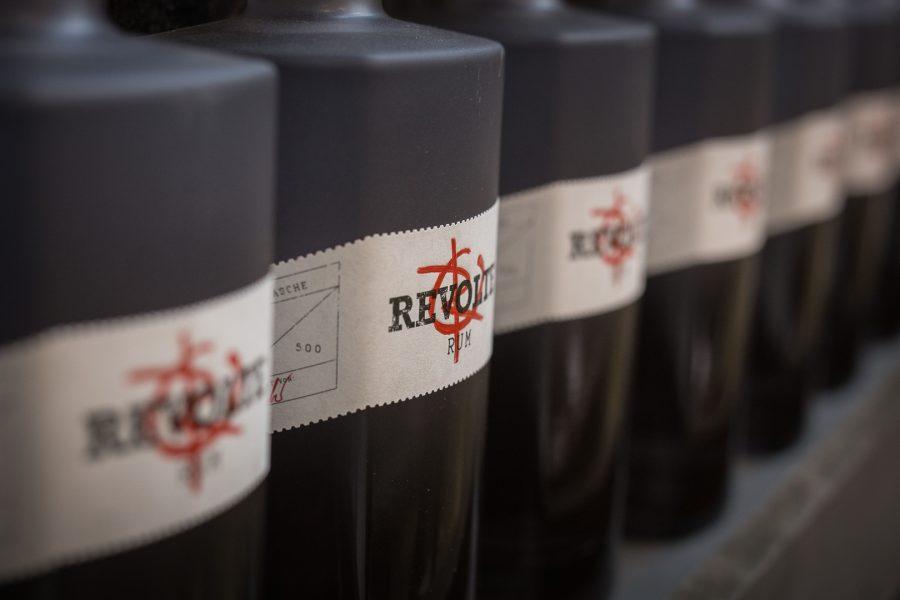 Revolte Rum auf der 0711 Spirits in Stuttgart