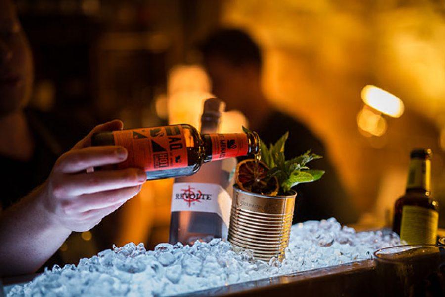 Revolte Rum auf dem Craft Beer Festival in Frankfurt
