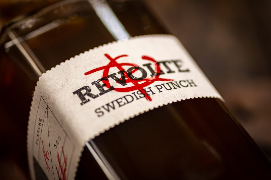 Revolte Rum x Swedish Punch